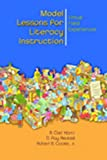 Reutzel, D. Ray: Model Lessons for Literacy Instruction, Virtual Classroom Experiences (4th Edition)