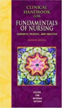 Clinical Handbook for Fundamentals of…
