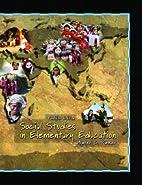 Social Studies in Elementary Education by…