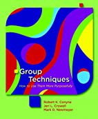 Group Techniques: How to Use Them More…