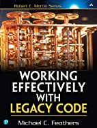 Working Effectively with Legacy Code by…