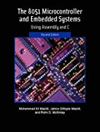 8051 Microcontroller and Embedded Systems,…