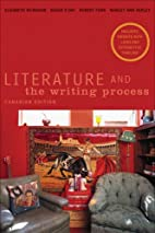Literature and the Writing Process, Canadian…