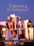 Goldstein, Larry J.: Calculus and Its Applications