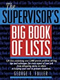 Fuller, George: The Supervisor's Big Book of Lists