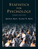 Aron, Arthur: Statistics for Psychology