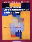 ROBBINS: Essentials of Organizational Behavior (Pie)