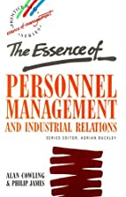 Essence of Industrial Relations and…