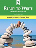 Ready to Write 2: Perfecting Paragraphs (4th…