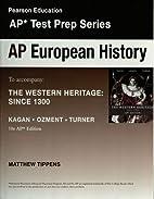 AP European History to Accompany the Western…