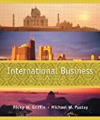International Business: A Managerial…