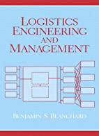 Logistics Engineering and Management by…