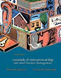 Scarborough, Norman M.: Essentials Of Entrepreneurship And Small Business Management