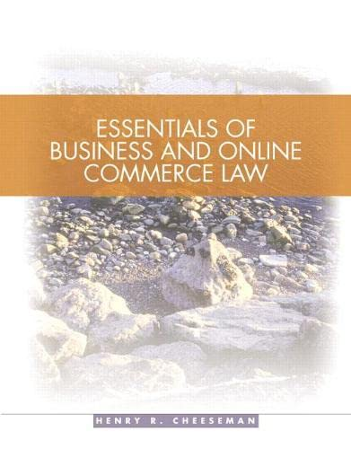 essentials-of-business-and-online-commerce-law