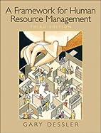 Framework for Human Resource Management (3rd…