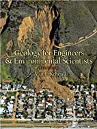 Geology for engineers and environmental…