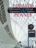 Penney, David E.: Differential Equations And Linear Algebra