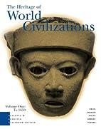 Heritage of World Civilizations: Teaching…