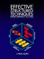 Effective structured techniques : from…