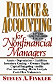 Steven A. Finkler: Finance & Accounting for Nonfinancial Managers
