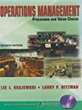 Krajewski, Lee J.: Operatns Managemt& Student CD& MS Proj02 Pkg