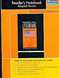 Not Available: Prentice Hall Literature, Penguin Edition, The American Experience, Adapted Readers Notebook, Grade Eleven