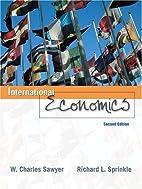 International Economics (2nd Edition) by W.…
