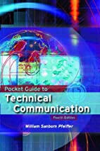 Pocket Guide to Technical Communication (4th…