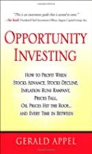 Opportunity Investing: How To Profit When…