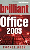 Johnson, Steve: Brilliant Office 2003 Pocket Book
