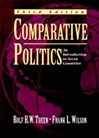 Comparative politics: An introduction to six…