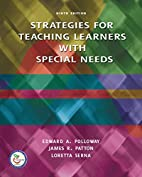 Strategies for Teaching Learners with…