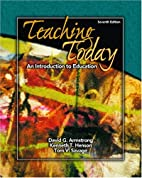 Teaching Today: An Introduction to Education…