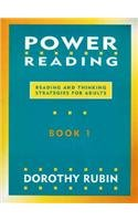 Power Reading: Reading and Thinking…