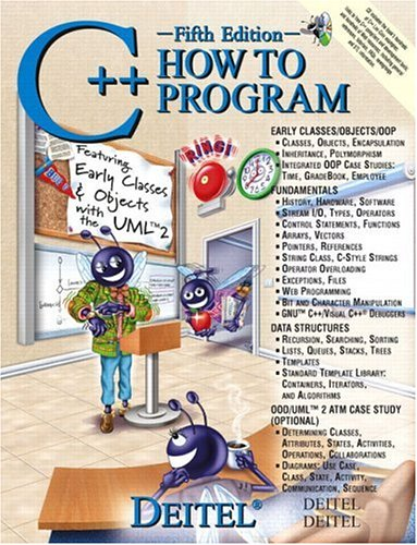 c-how-to-program-5th-edition