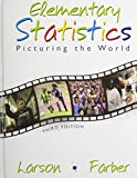 Larson, Ron: Elemenatry: Statistics Picturing the World w/ Study Pk Pkg