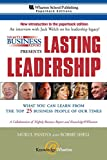Pandya, Mukul: Nightly Business Report Presents Lasting Leadership: What You Can Learn from the Top 25 Business People of our Times