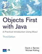Objects First with Java: A Practical…