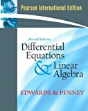 Edwards, C. H.: Differential Equations & Linear Algebra