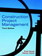 Construction Project Management (3rd…