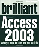 Johnson, Steve: Brilliant Access 2003