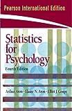 Elliot J Coups: Statistics for Psychology