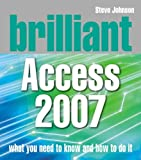 Johnson, Steve: Brilliant Access 2007