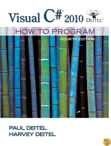 TVisual C# 2010 How to Program (4th Edition)