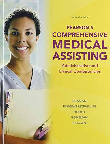 pearsons-comprehensive-medical-assisting-and-workbook-for-pearsons-comprehensive-medical-assisting-package-2nd-edition