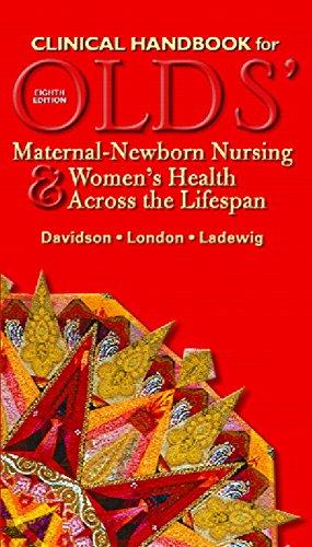 clinical-handbook-for-olds-maternal-newborn-nursing-womens-health-across-the-lifespan-8th-edition