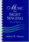Music for Sight Singing by Robert W. Ottman