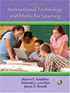 Instructional Technology and Media for…