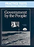Magleby, David B.: Practice Tests for Government by the People, California Edition