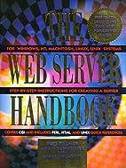 Web Server Handbook, The by Pete Palmer